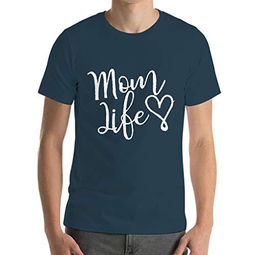 Print Vintage Style Verschiedene Typen Kurzärmliges T-Shirt mit Arbeitskleidung für Freunde Black 3XL