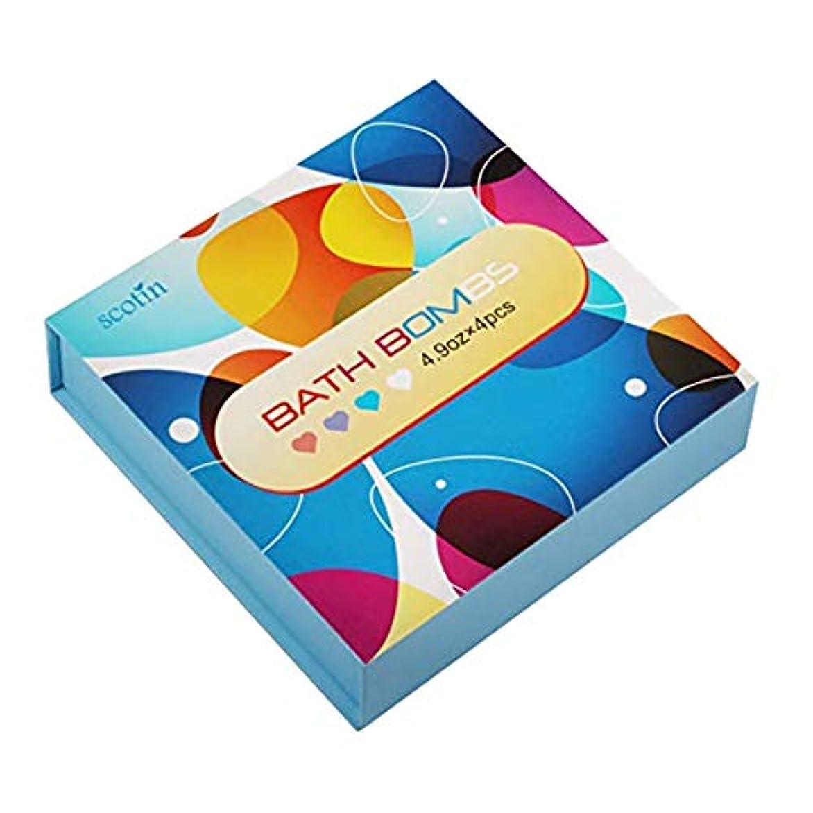 運賃標高クランプTOOGOO バスボール?ギフトセット-女性のための 4つのハート型 手作り-パーフェクト バブル&スパバス用-乾燥肌を保湿するためのエッセンシャルオイルとフレグランスオイル