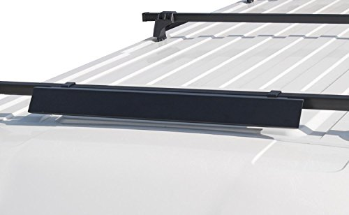 VDP Dachträger Spoiler Windabweiser 1200mm für VDP XL Pro 200 Grundträger Lastenträger