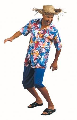 Tourist (Hawaiian Man)