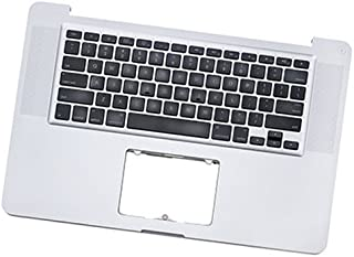 Odyson - Top Case + Keyboard Replacement for MacBook Pro 15