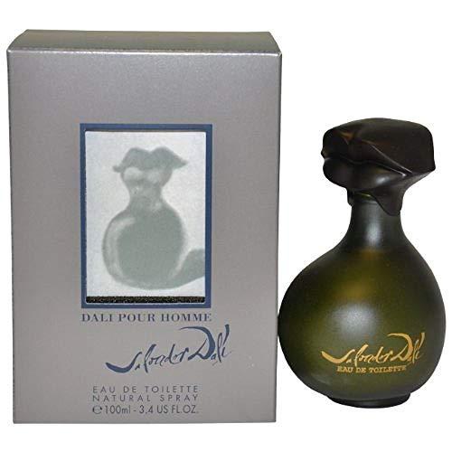 Parfums Salvador Dali Dali pour Homme Eau de Toilette para Hombre - 100 ml