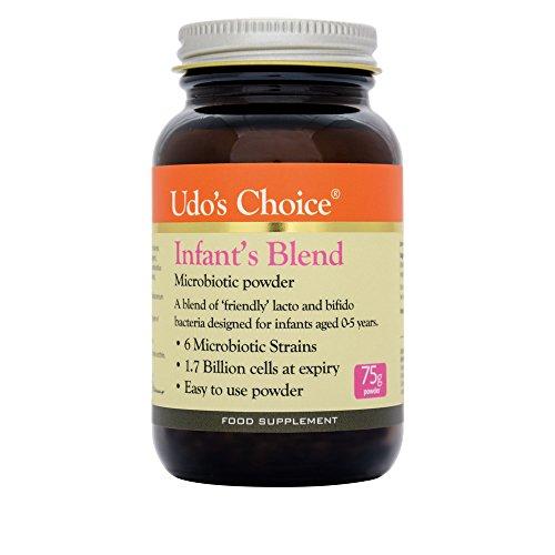 Udo`s Choice Infant`s Blend Microbiotics - 75g Powder