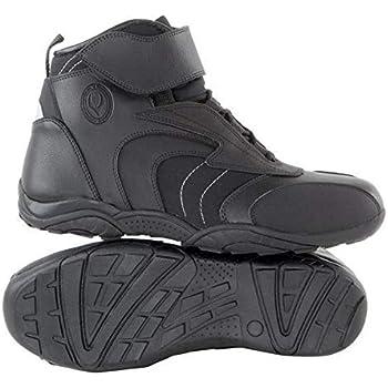 Black, Size 7.5 Bates Adrenaline Performance Mens Motorcycle Boots Bates Tactical Footwear E08800-7.5