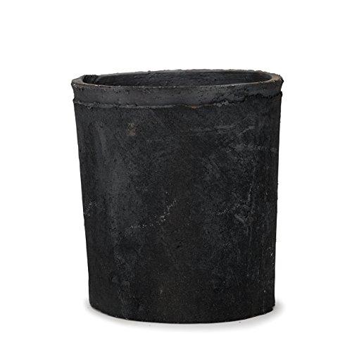 植木鉢 陶器 モスポット 730 S 3号 グレー