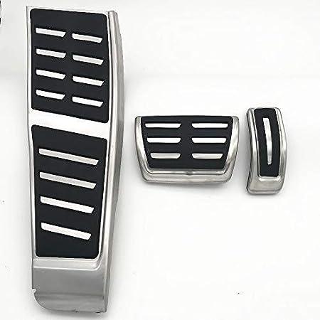 per Audi A4 B8 S4 A5 S5 8T Q5 SQ5 A6 C7 A7 S7 S6 4G per Porsche Macan NIUASH //Accessori Auto Pedaliera Freno