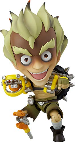 Overwatch Nendoroid Action Figure Junkrat Classic Skin Edition 10 cm Good Smile