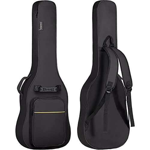 CAHAYA Bolsa Guitarra Electrica Acolchada de 6mm...