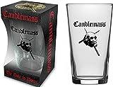 Candlemass Verre à bière XL avec logo The Door To Doom Skull