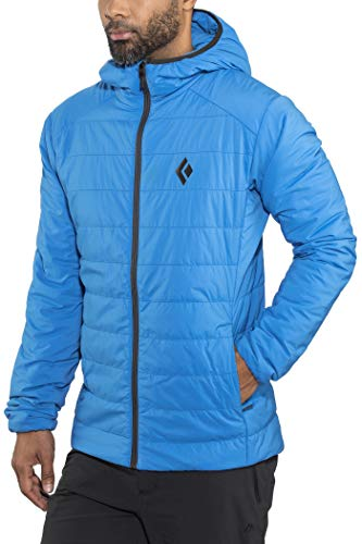 Black Diamond Men's M First Light Hoody, Bluebird, Medium