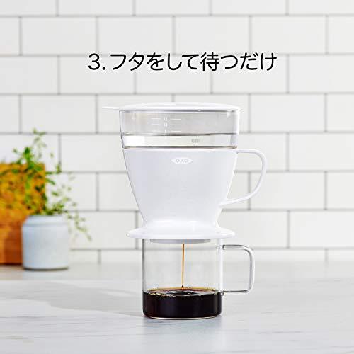 11180100 オクソー オートドリップコーヒーメーカー