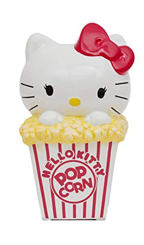 Hello Kitty Popcorn Coin Bank