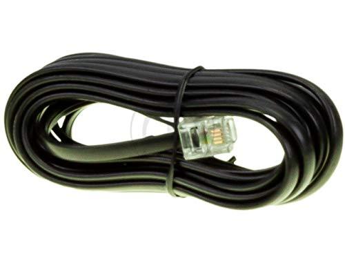 Brother ZCAISDN ISDN Kabel passend für RJ45RJ11 Schwarz