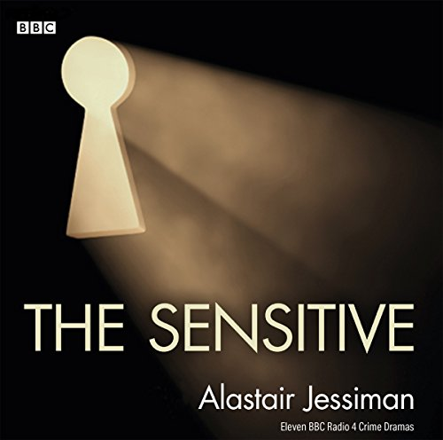 The Sensitive audiobook cover art