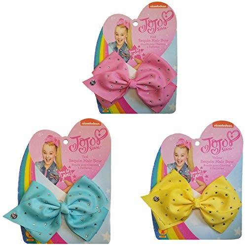 JoJo Siwa Three Bow Bundle (Amazon Exclusive)