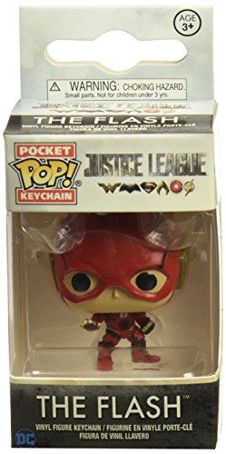 Pocket POP! Keychain: DC: La Liga de la Justicia: Flash