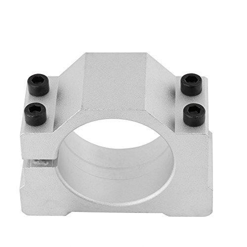 Aluminiumguss-Spindelmotor-Halterung für 3D-Drucker, CNC-Fräser und Gravier-Fräsmaschine (65 mm Durchmesser)