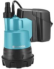 GARDENA Classic dompelpomp voor helder water 7000/C: helder waterpomp met 7000 l/h debiet