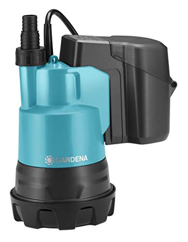 Gardena 01748-66 - Bomba sumergible para agua 2000/2 Li de 1