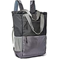 JinBeryl Lightweight and Water Resistant Travel Tote Backpack