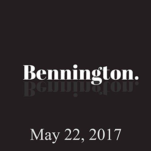 Bennington, Tom Papa, May 22, 2017 audiobook cover art