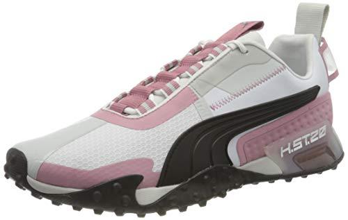 PUMA H.ST.20 Kit 2 WN'S, Zapatillas de Gimnasio Mujer, Blanco White/Foxglove Black,...