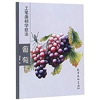葡萄 工筆画初学技法 中国絵画/葡萄 工笔画初学技法
