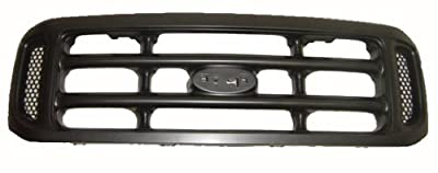 Multiple Manufacturers FO1200362V Sherman Replacement Part Compatible with Ford Super Duty Grille Assembly (Partslink Number FO1200362)