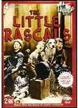 Little Rascals - 4 episodes: Bear Shooters / School's Out / Follies of 1938 / Stolen Jewels plus bonus disc.