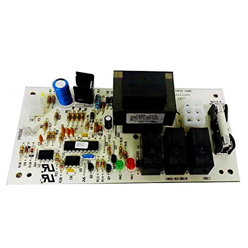 7629073 Manitowoc Control Board Replacement Part for Manitowoc Ice Machines by Reyhoar - Replaces MAN7629073, 76-2907-3