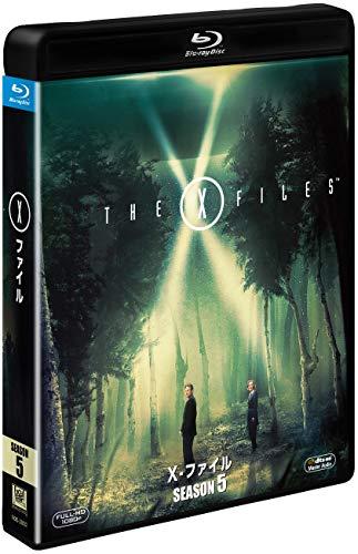 David Duchovny - The X-Files: Fifth Season (6 Blu-Ray) [Edizione: Giappone]
