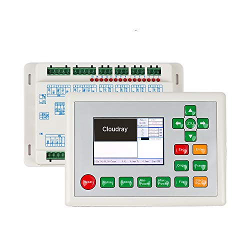 Cloudray Control Software LightBurn & Ruida Controller 6442S Set for Laser Engraving and Cutting Machine RDC6442 6442G 6442S