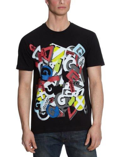 Globe Disaster tee t-shirt Homme Noir XL