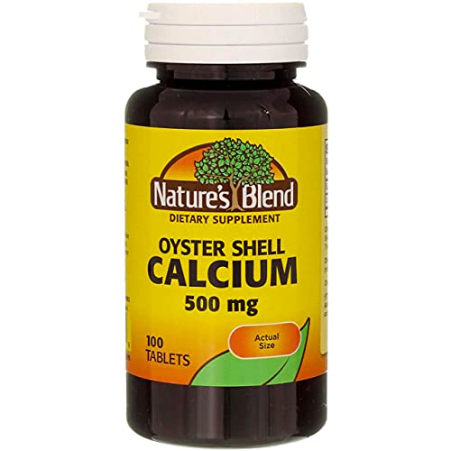 oyster shell calcium health benefits