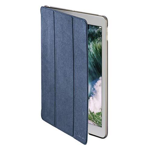 Hama Tablet Tasche Suede Style p. Apple iPad 9.7 (2017/2018) hellblau
