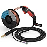 YESWELDER MIG Welding Gun Torch Stinger 100Amp 10ft(3m) Replacement for Lincoln Magnum 100L K530-5&Welding Wire