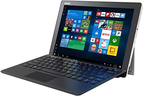 'Lenovo Miix 510–12ikb–Tablet da 12, Wi-Fi, Bluetooth 4.1, Intel Core i3–6006u, 4GB di RAM, 128GB SSD, Intel HD 520, Sistema Operativo Windows 10Home) Argento–Tastiera QWERTY spagnolo