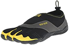 Barefoot feeling water shoe with zero heel lift and low-profile ultra-grip outsole provides maximum traction and ground feel Flexible, breathable water shoe makes it perfect for kayaking, stand-up paddle boarding, fishing, or any other activity in or...