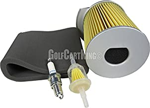 Best air filter for yamaha golf cart Reviews