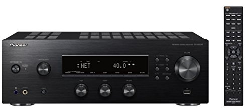 Pioneer SX-N30AE-B Network Stereo Receiver with Bluetooth - Black