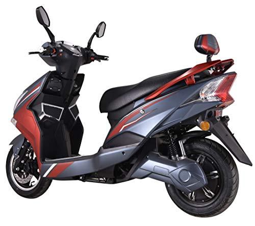 """Retro Elektro-Motorroller """"Elettrico Li"""" Bild 2*"""