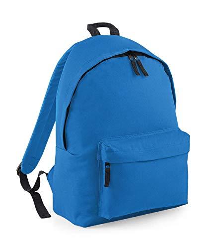 Bag Base Mixte Bg125sapp Original Sac à Dos Tendance Bg125, Bleu Saphir, Medium