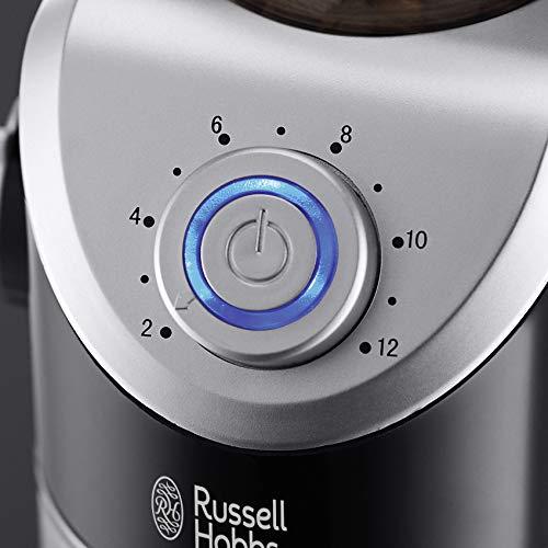 Russell Hobbs 23120-56 Macinacaffè, 1000 Watt, Nero