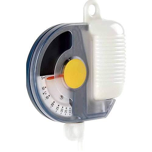 HERTH&BUSS Kühlerfrostschutztester Glycomat G12 Messbereich: -40 C bis -5 C grau