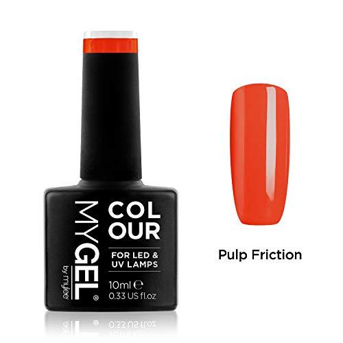 MyGel Nagellack von MYLEE (10ml) MG0074 - Pulp Friction UV / LED Nail Art Maniküre Pediküre für den professionellen Einsatz im Wohnzimmer und zu Hause - Langlebig und...