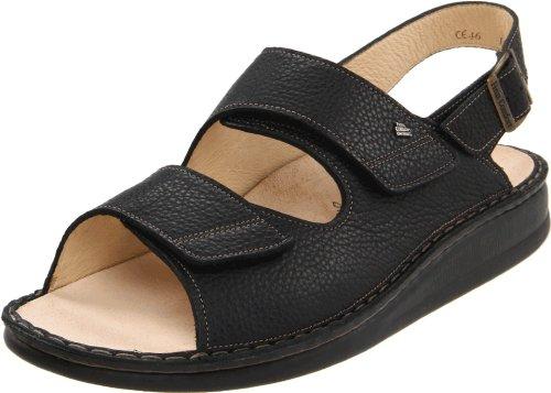 Finn Comfort FinnComfort Sandale Rialto schwarz Bison - Größe 41