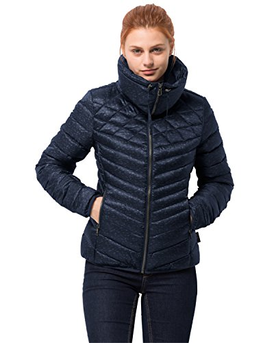 Jack Wolfskin Damen Jacke Richmond Hill, Damen, Midnight Blue, X-Large
