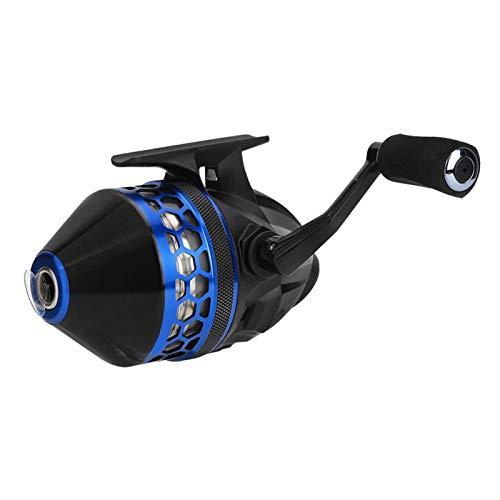 Komplette Funktion Einfach zu installierende und zu bedienende Fischrolle zum Schießen von Fischen(blue)