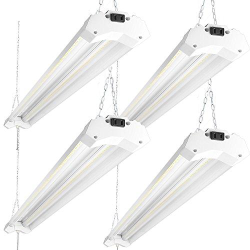 4FT 40W Linkable LED Shop Light