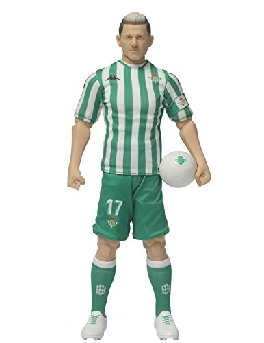 Sockers Figura de acción del Real Betis de Joaquín 2018/19